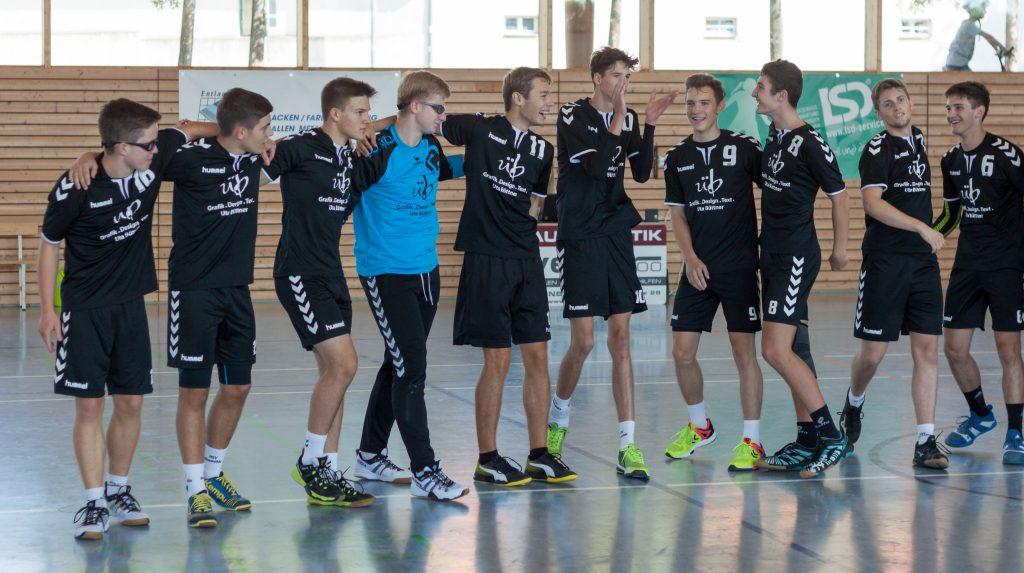 Männliche A-Jugend, HSV Weinböhla, Saison 2018/19