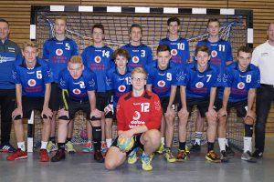 HSV Weinböhla, Männliche A-Jugend , Sachsenliga Saison 2017/18