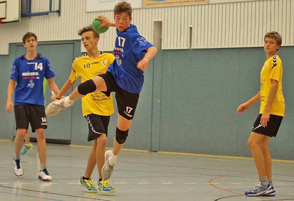 Männliche C-Jugend, HSV Weinböhla