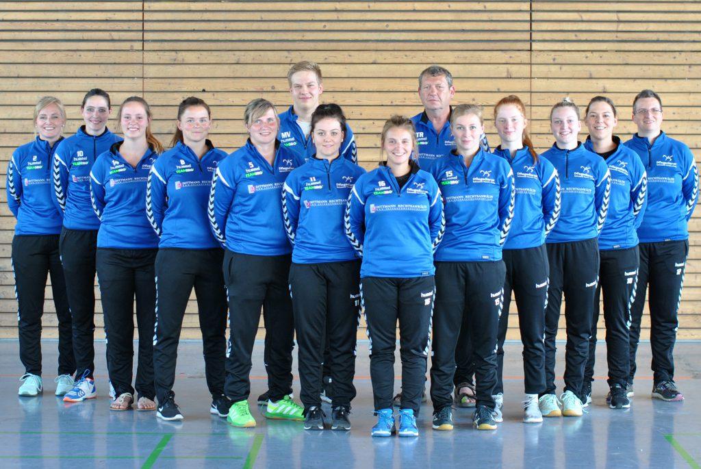 HSV Weinböhla, 1. Frauenmannschaft, Verbandsliga Staffel Ost Saison 2018/19