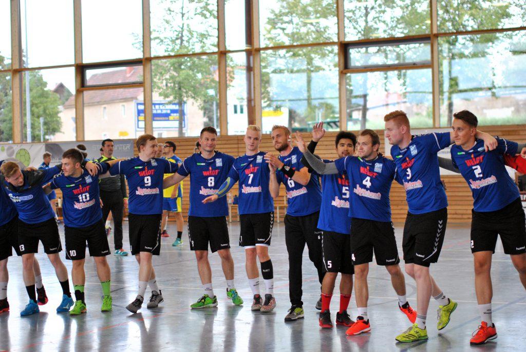 Erste Männermannschaft, HSV Weinböhla, HVS-Pokal, Saison 2018/19