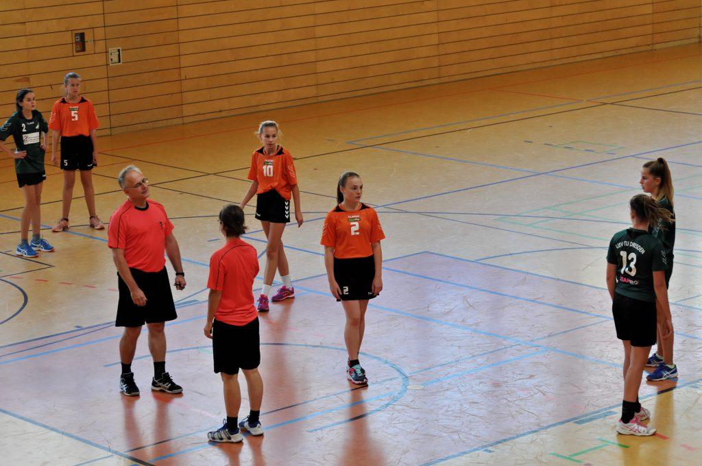 Weibliche C-Jugend, HSV Weinböhla, Saison 2018/19