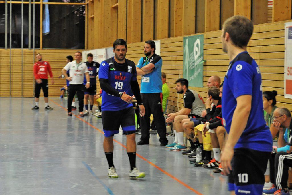 Tim-Philip Jurgeleit, HSV Weinböhla, Sachsenliga Männer, Saison 2019/20