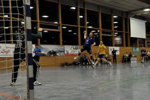 Tobias Gustmann erzielte drei Tore. Foto: Marlies Sorokin