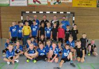 Männliche E-Jugend, HSV Weinböhla, Saison 2018