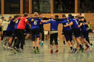 Jubel nach dem Spiel: Der HSV startet mit einem Heimerfolg in die Saison.