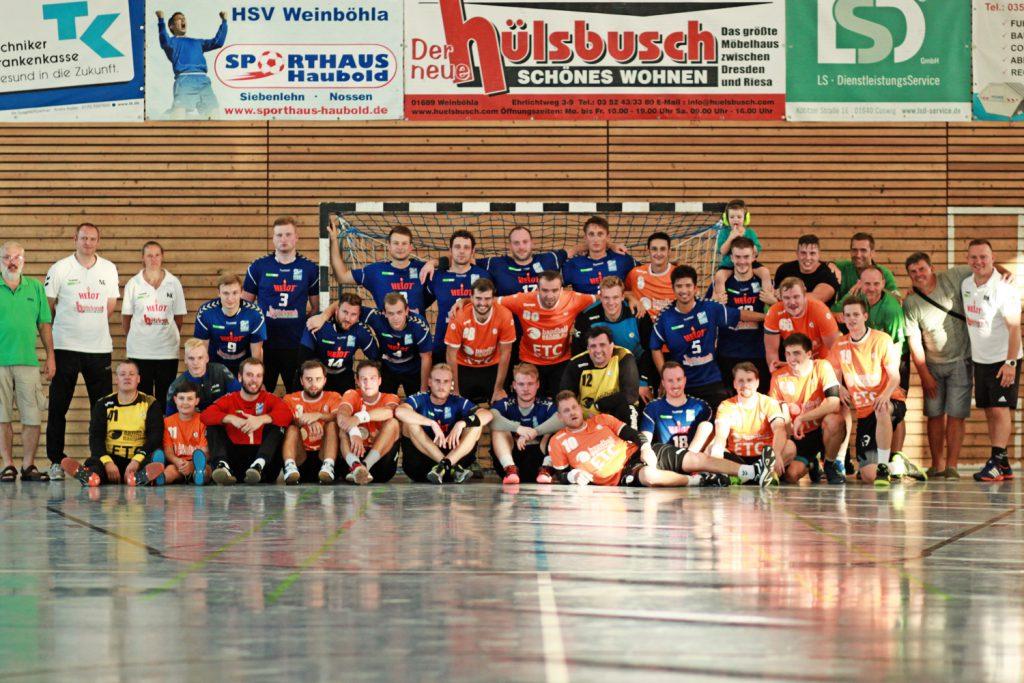 90 Jahre Handball, HSV Weinböhla,
