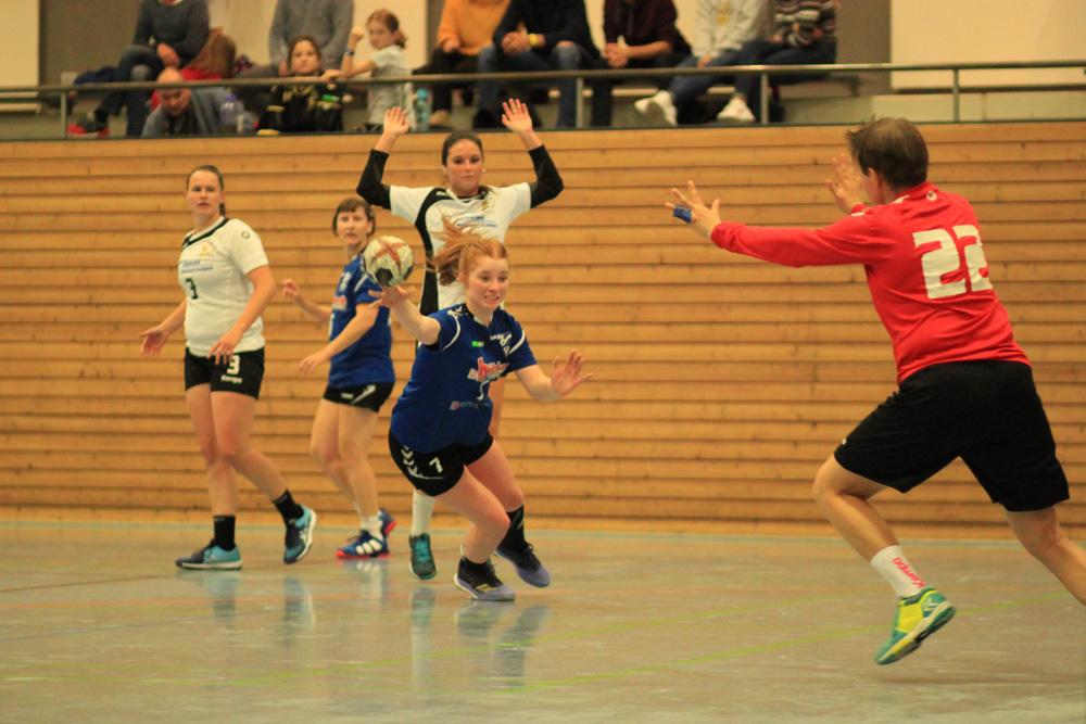 HSV Weinböhla, Erste Frauen, Saison 2018/19, Victoria Münzberg, Verbandsliga Staffel Ost