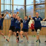 Geschlossene Mannschaftsleistung: Die zweiten Frauen gewinnen ihr Heimspiel mit 23:15 deutlich.