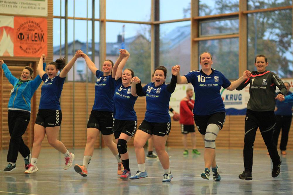 Zweite Frauenmannschaft HSV Weinböhla, Saison 2018/19, Bezirksliga