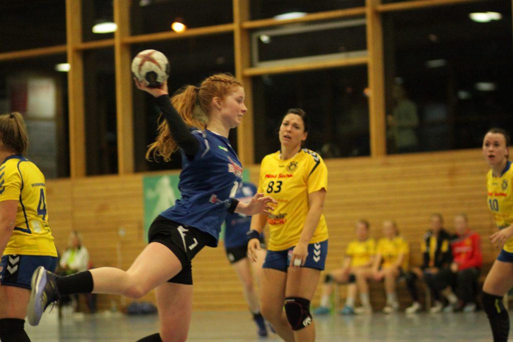 Erste Frauenmannschaft, Victoria Münzberg, HSV Weinböhla, Verbandsliga Staffel Ost, Saison 2018/19