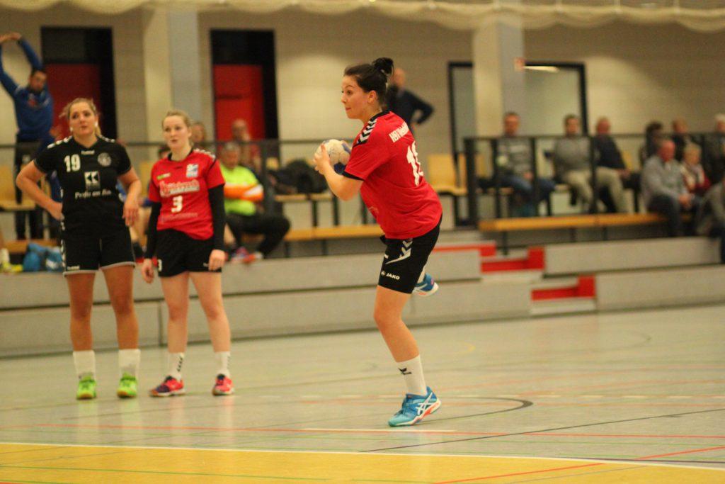 HSV Weinböhla, Saison 2018/19, Theresa Mögel, Verbandsliga Staffel Ost, SSV Heidenau