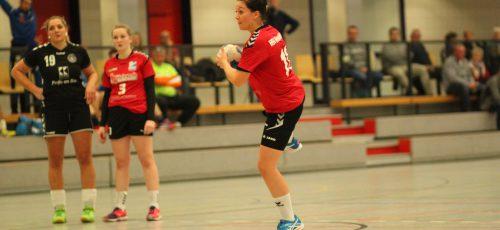 Theresa Mögel besiegelt mit dem 27.Treffer den Auswärtserfolg.