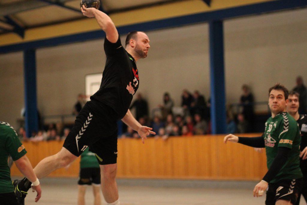 Matthias Obst, HSV Weinböhla, Verbandsliga Staffel Ost Männer