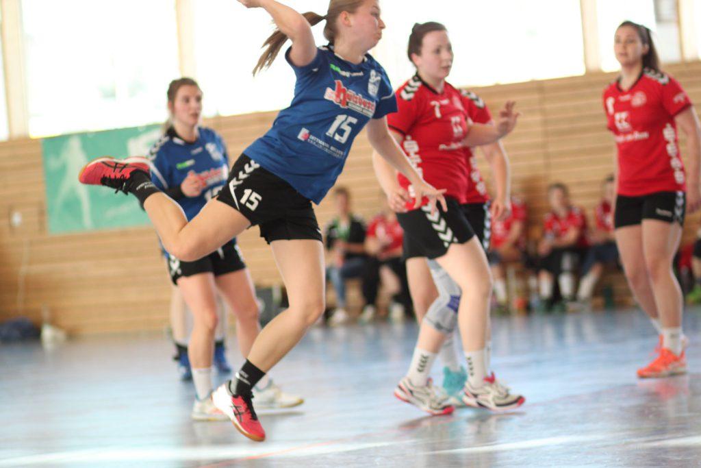 Verbandsliga Frauen, HSV Weinböhla, Saison 2018/19, Lisa Kaufmann