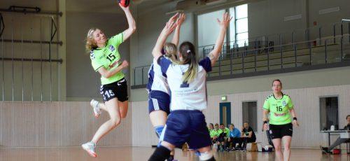 Anja Illgen erzielte sechs Treffer.