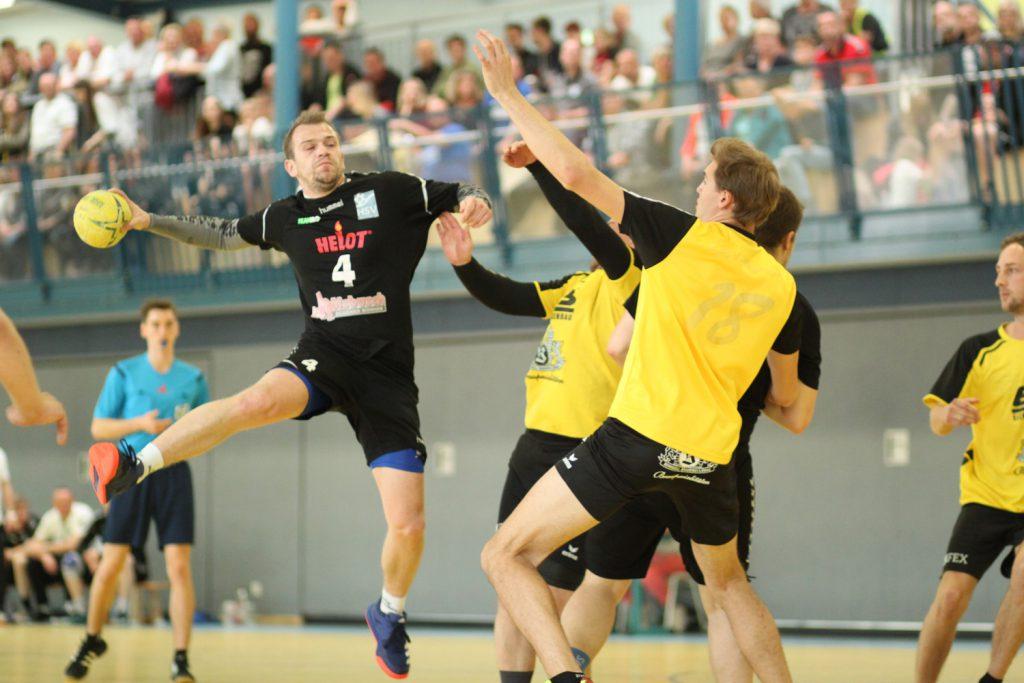 Michal Fric, HSV Weinböhla, Saison 2018/19, TBSV Neugersdorf