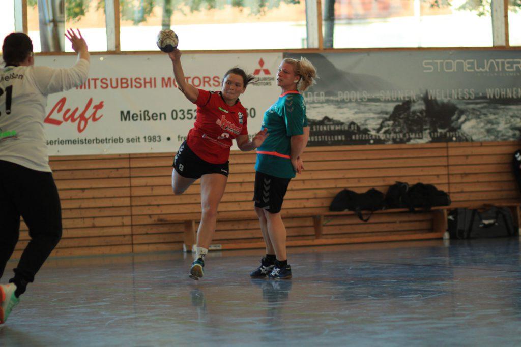 Stefanie Schuricht, HSV Weinböhla, VfL Meißen, Nassauhalle Weinböhla, Verbandsliga Staffel Ost, Saison 2019/20