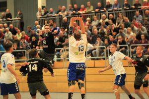 Gegen seinen Ex-Verein erzielte Erik Riedel sechs Tore. Foto: Franzi Klug