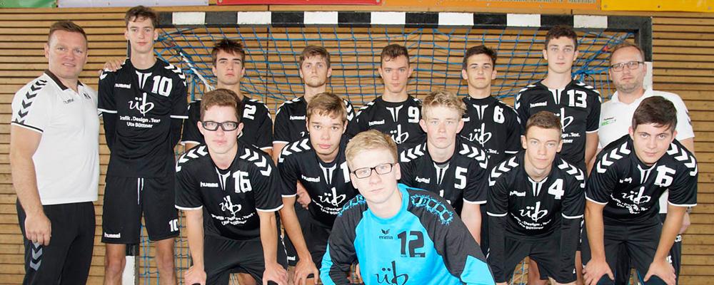 Männliche A-Jugend, Sachsenliga, HSV Weinböhla, Saison 2018/19