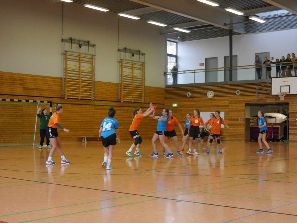 Weibliche Jugend C, HSV Weinböhla, Saison 2018/19