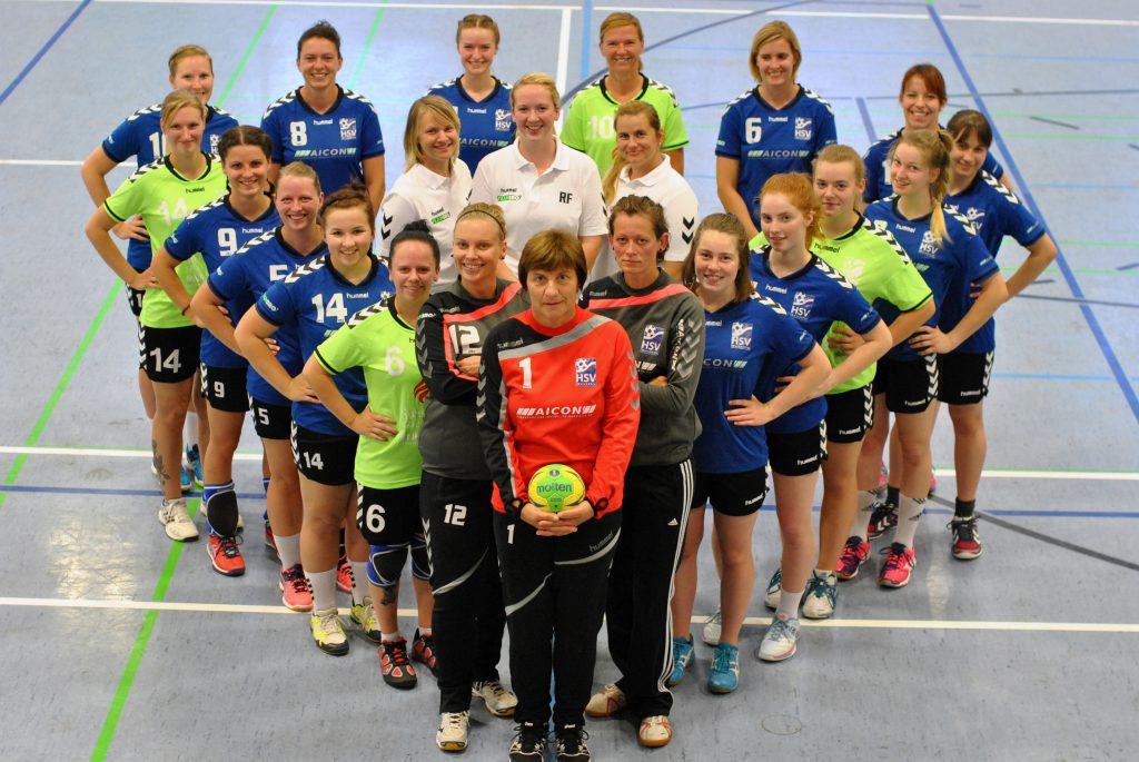 2. Frauenmannschaft