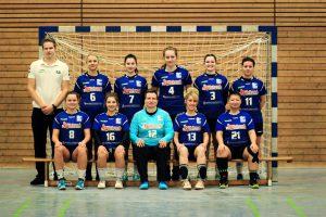 1. Frauenmannschaft HSV Weinböhla, Verbandsliga Staffel Ost, Saison 2019/2020