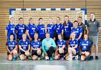 HSV Weinböhla, 1. Frauenmannschaft Verbandsliga Saffel Ost, Saison 2019/20