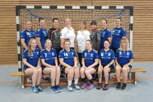 2. Frauenmannschaft, HSV Weinböhla, Bezirksliga Sachsen-Mitte, Saison 2018/19