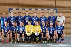 Dritte Männermannschaft des HSV Weinböhla, Saison 2019/20