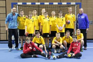 HSV Weinböhla, Männliche C-Jugend , Bezirksliga Saison 2017/18