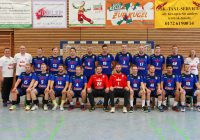 1. Männermannschaft HSV Weinböhla Saison 2019/20