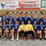 2. Männermannschaft HSV Weinböhla Saison 2019/20