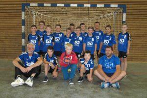 Männliche E-Jugend, HSV Weinböhla, Kreisliga Elbe/Röder, Saison 2020/2021