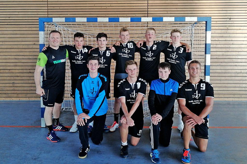 Männliche A-Jugend, Sachsenliga, HSV Weinböhla, Saison 2019/20