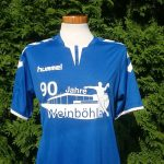 T-Shirt »90 Jahre Handball in Weinböhla«.
