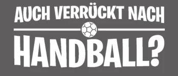 verrückt nach handball