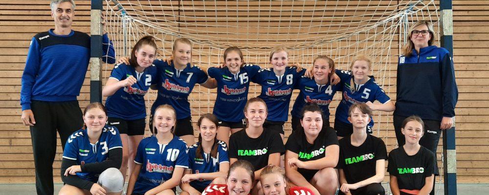 Weibliche C-Jugend, HSV Weinböhla, Bezirksliga Sachsen-Mitte, Saison 2020/2021