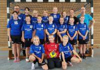 Weibliche E-Jugend, HSV Weinböhla, Saison 2018/19