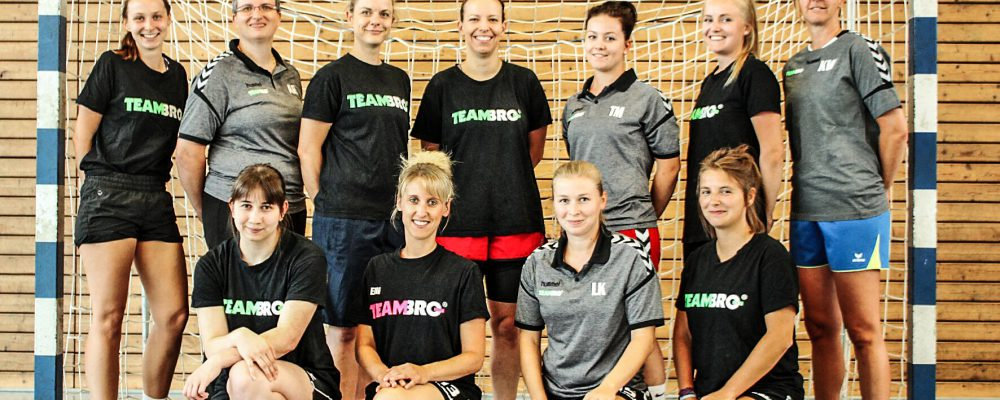 1. Frauenmannschaft HSV Weinböhla Saison 2019/20